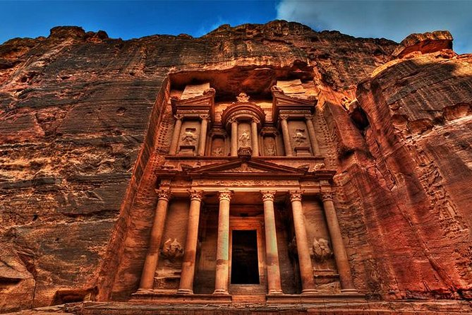Petra 1 Day Tour From Sharm El Sheikh