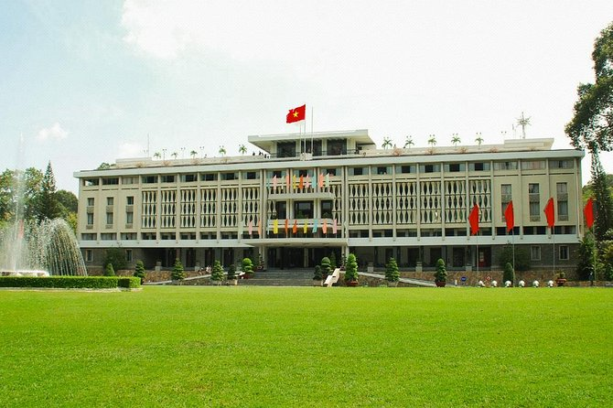 Private Ho Chi Minh City Discovery Full-Day Guided Tour