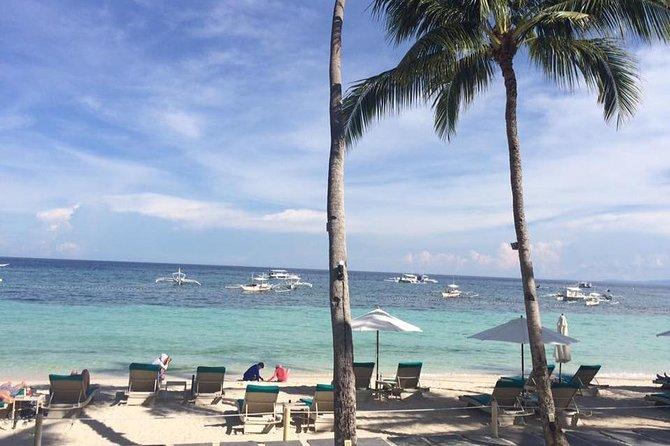 Bohol's Panglao Island with Island Hopping