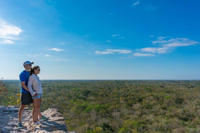 Private tour to Coba Ruins and Swim in Cenote