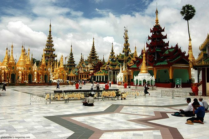 The Real Yangon Day Tour