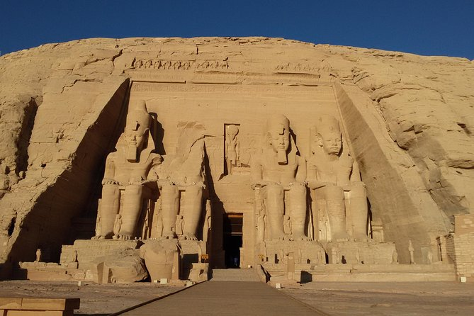 Private 2-Day Overland Aswan and Abu Simbel Tour from Luxor with Overnight Accommodation