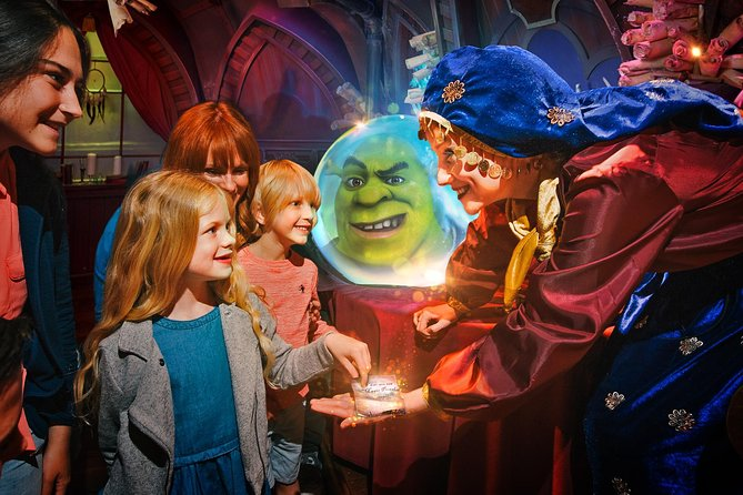 Shrek's Adventure! London Entrance Ticket