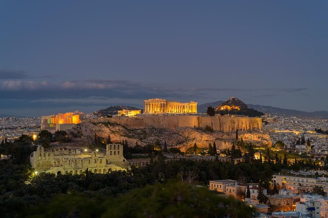 Half Day Athens Private Tailor-Made City Tour (Skip the line of Acropolis)