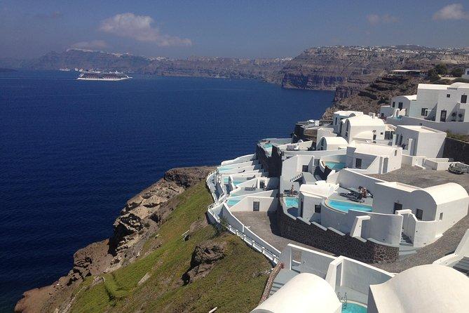 Half Day Tour of Santorini's South Side