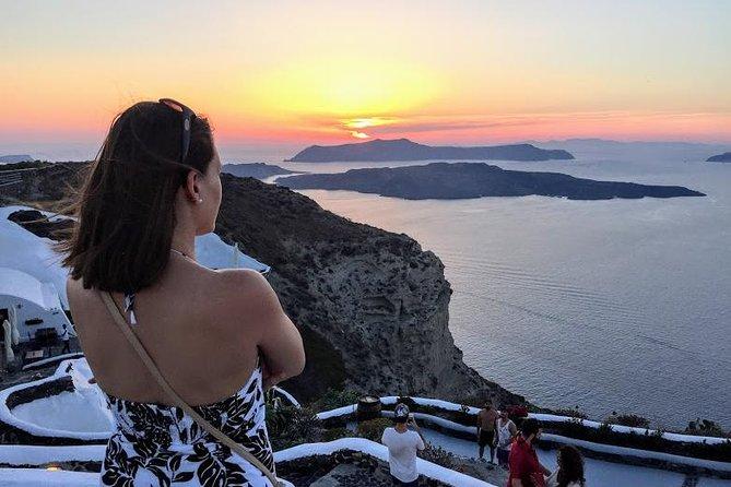 Private Half-Day Tour of Santorini North Side