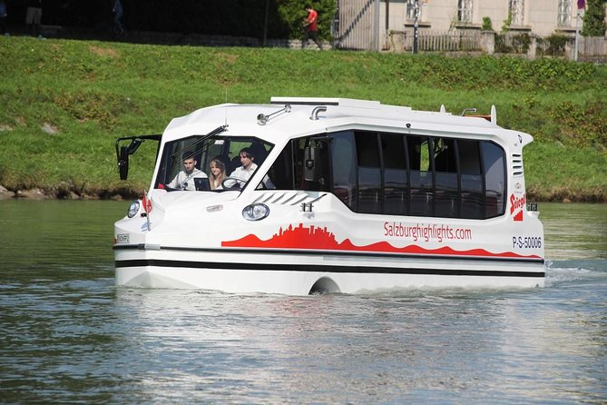 Mozart Concert and Dinner or VIP Dinner at Fortress with Amphibious Splashtour