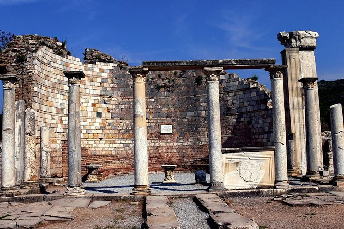 Private Full-Day Biblical Ephesus Tour From Kusadasi