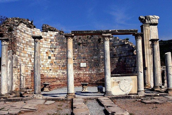 Private Full-Day Biblical Ephesus Tour From Kusadasi