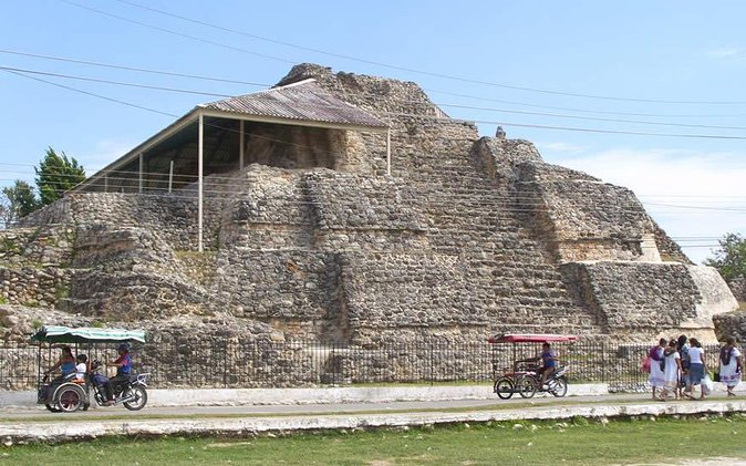 Acanceh, Mayapan, y Cenote Mysterious Places in Yucatán