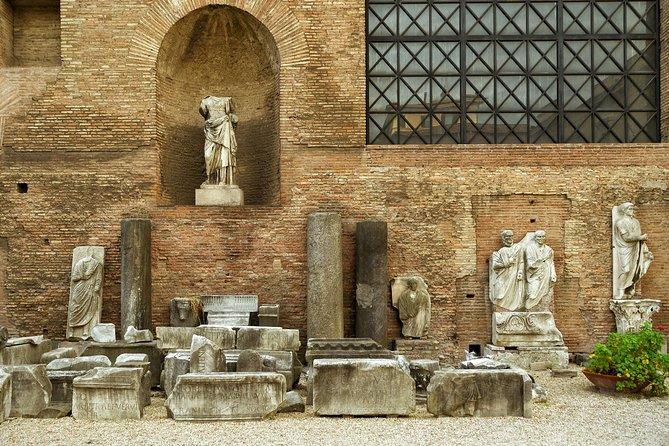 National Roman Museum Combo Ticket