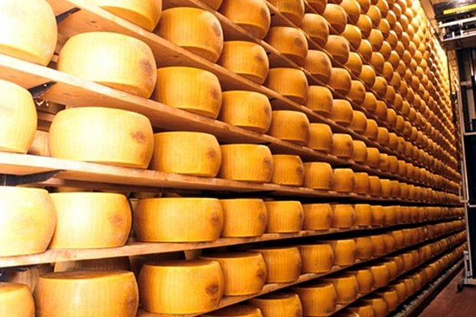 The Parmigiano Reggiano - Parmesan Cheese Museum