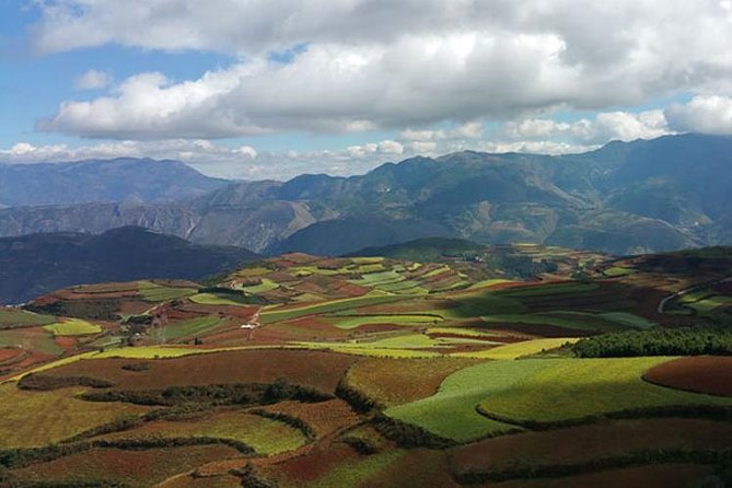 2 Days Dongchuan Red Land Private Trip - Charge by Vehicle