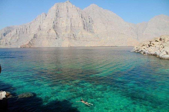 Musandam Khasab Day Trip and Dhow Cruise from Dubai