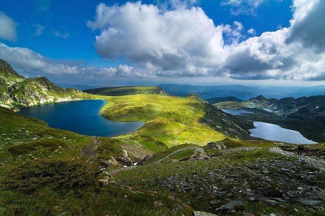 7 Rila Lakes Self-Guided Shared Trip from Sofia