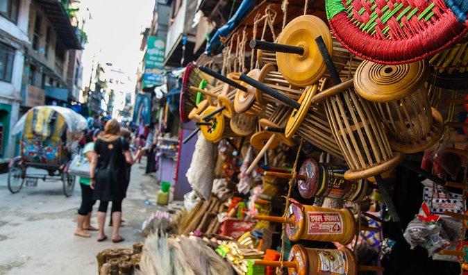 Market Tour of Old Kathmandu