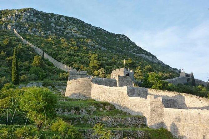 Ston & Trsteno Arboretum - Private Excursion from Dubrovnik w/ Mercedes Vehicle