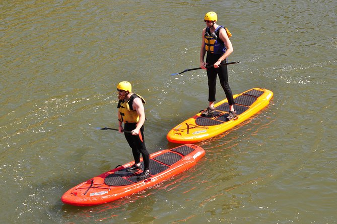Stand-Up Paddleboard Half-Day Excursion from Kremmling