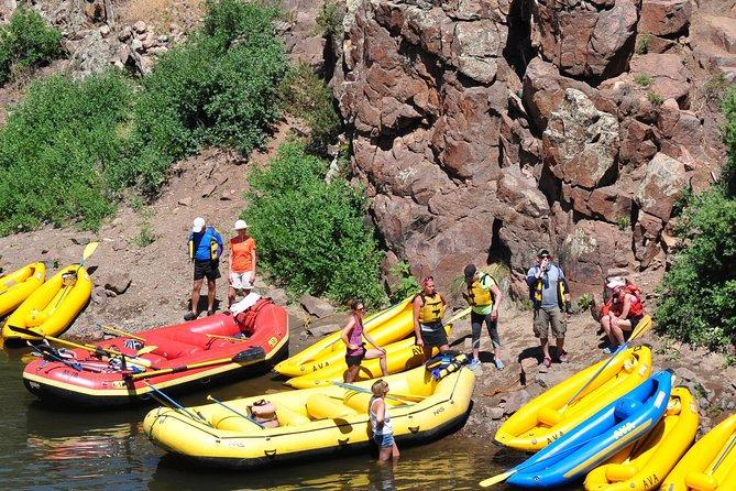 Upper Colorado Full-Day Scenic Float from Kremmling