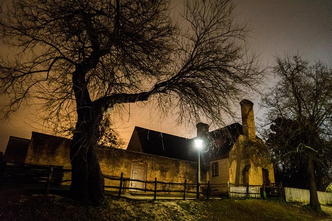 Ghost Tour of Williamsburg