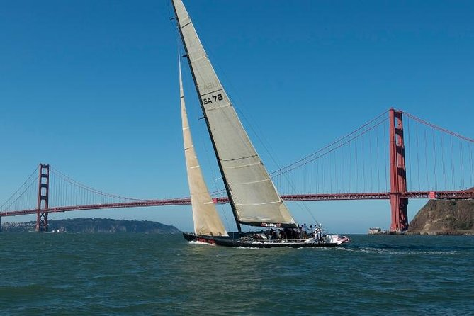 America's Cup Day Sailing Adventure on San Francisco Bay