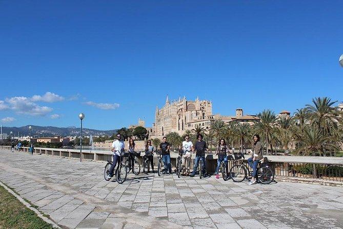 Palma de Mallorca Easy Bike Tour