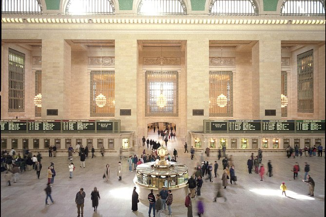 New York City's Grand Central Terminal Official Audio Tour