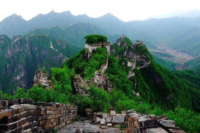 Beijing Private Transfer to Jinshanling or Simatai Great Wall