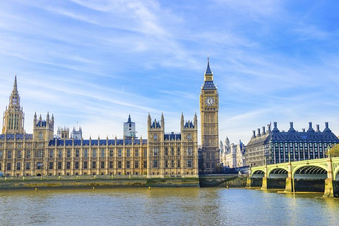 Westminster Abbey and the Houses of Parliament Tour in London