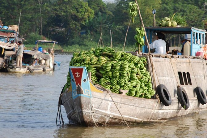 Deluxe Mekong Delta full day with Lunch small group from HCM city