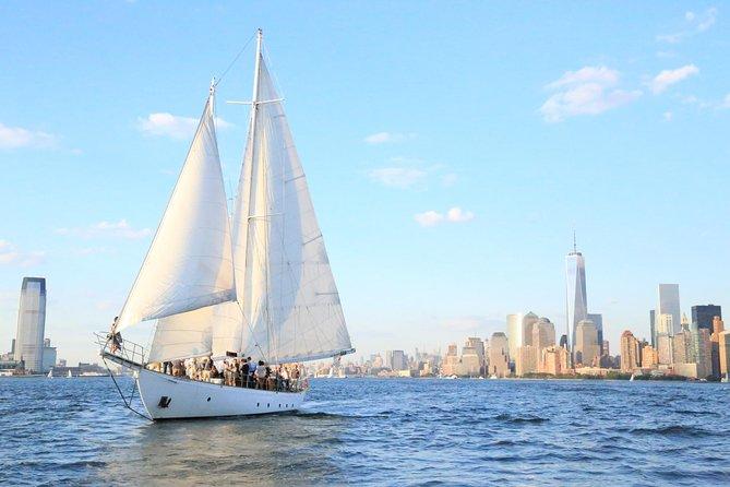 New York City Shearwater Daytime Statue Sail