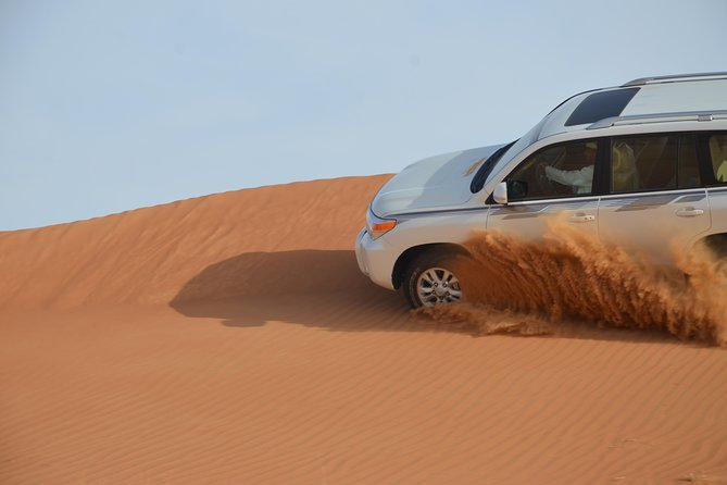 Safari Half-Day Adventure from Abu Dhabi