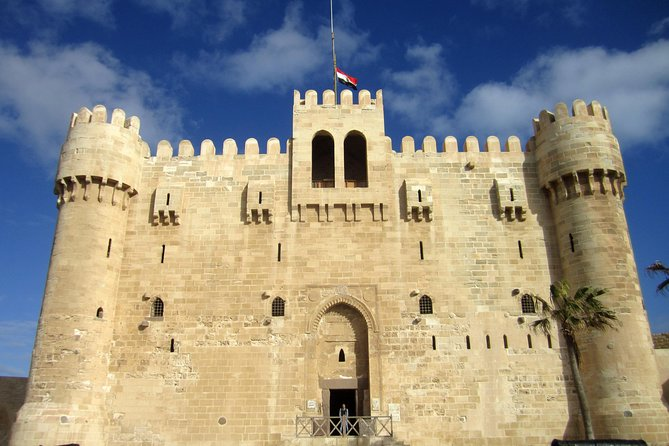 Private day tour to Alexandria and Sound and Light show