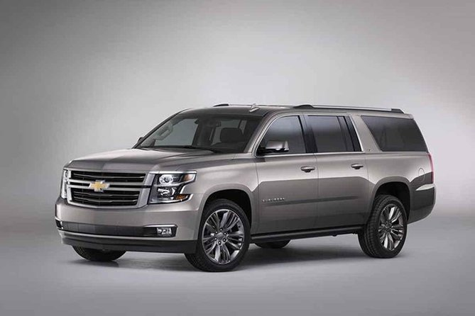 Departure Private Transfer from Washington DC to Dulles Airport IAD by SUV