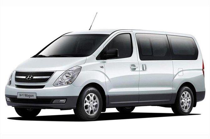 Private Transfer: Manuel Antonio or Quepos to San Jose SJO Airport by Minivan