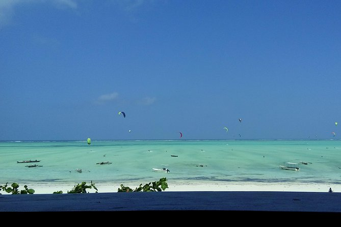 Paje Beach & Blue Lagoon Half Day Tour in Zanzibar Lunch Included