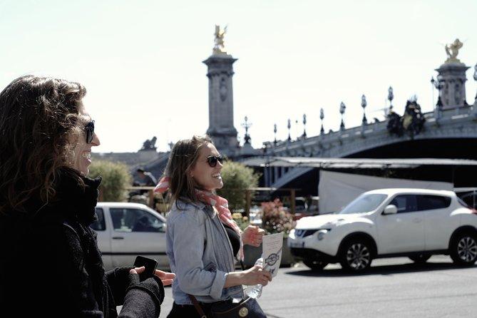 Paris Highlights: Half Day Private Walking Tour