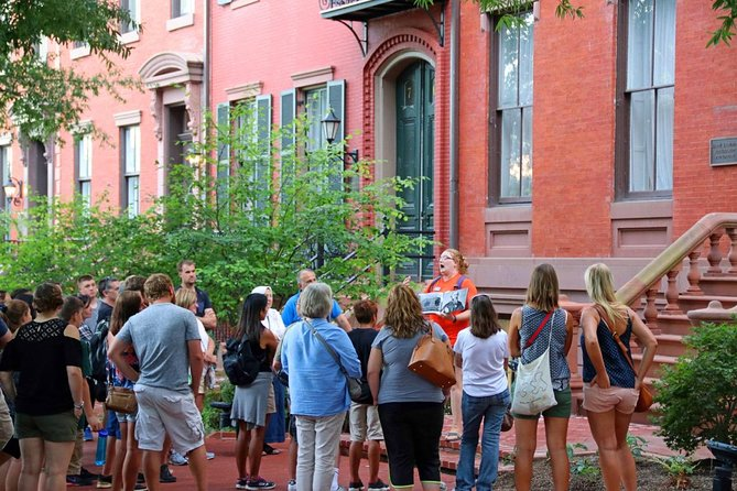 The Lincoln Assassination Walking Tour