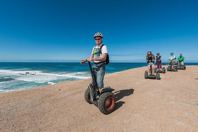 1-hour Segway Tour around Playa de Jandía in Fuerteventura