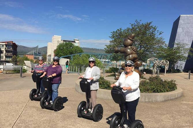 Chattanooga's North Shore & Coolidge Park Guided Segway Tour