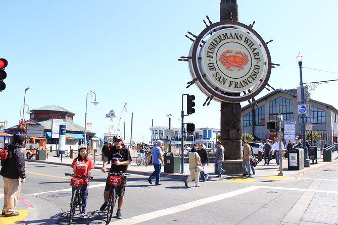 24-Hour Bike Rental in San Francisco