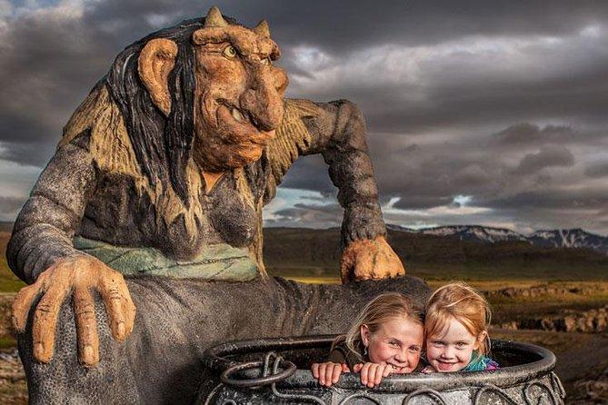 Reykjavik Folklore Walking Tour: Meet the Elves, Trolls & Ghosts of Iceland