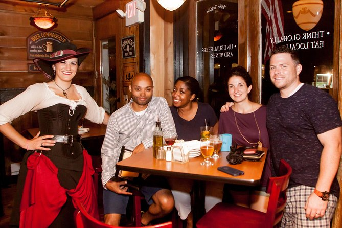 Haunted Tampa Ghost and Pub Walking Tour - Ybor City