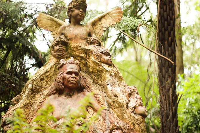 Dandenong Ranges Private Tour Including William Ricketts Sanctuary