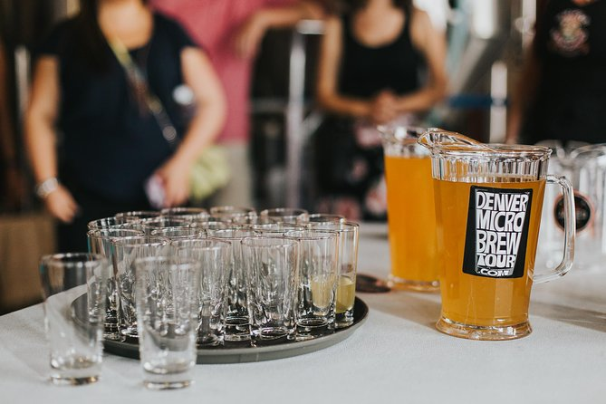 Craft Beer Tour in Lower Downtown Denver