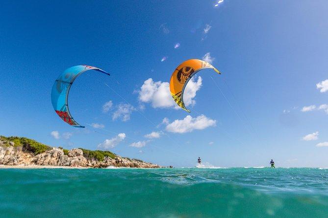 Kitesurf lesson semi-private