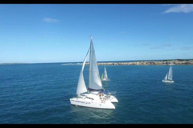 Private Catamaran Sailing Eco tour