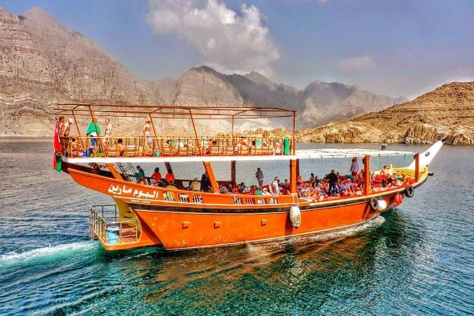 Dibba Dhow Cruise with Buffet Lunch transfers from Dubai