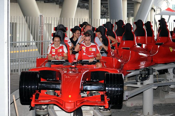 Ferrari World Tour Skip-the-Line Tour from Dubai
