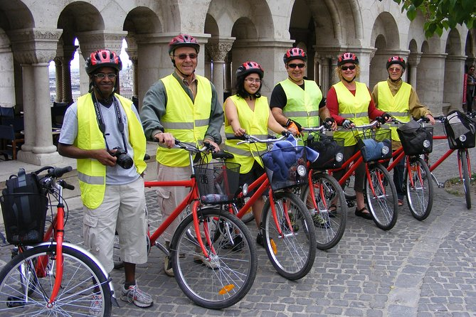 Budapest City Tour by Bike
